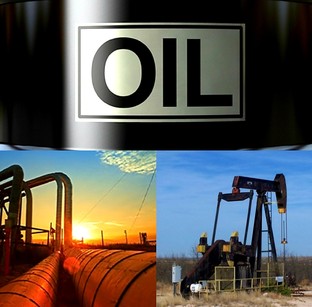 Oil & Gas Industry Collage