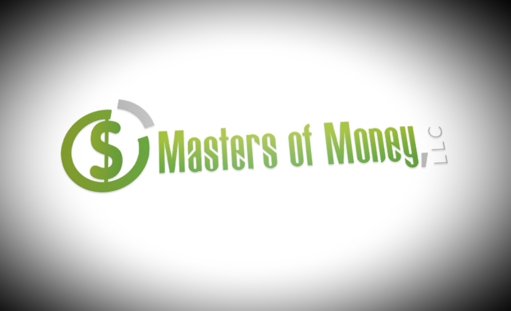 Masters of Money LLC Logo Vignette