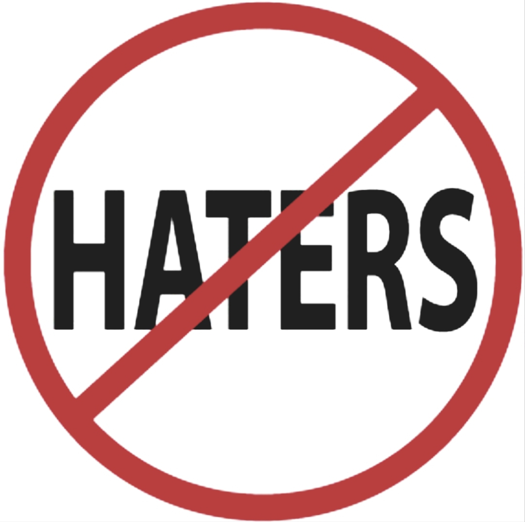 Masters of Money LLC - No Haters Allowed Graphic