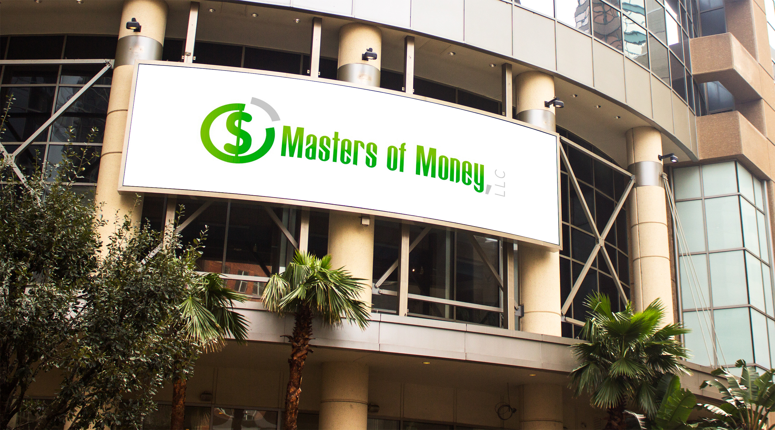 Masters of Money LLC Arena Logo Photo