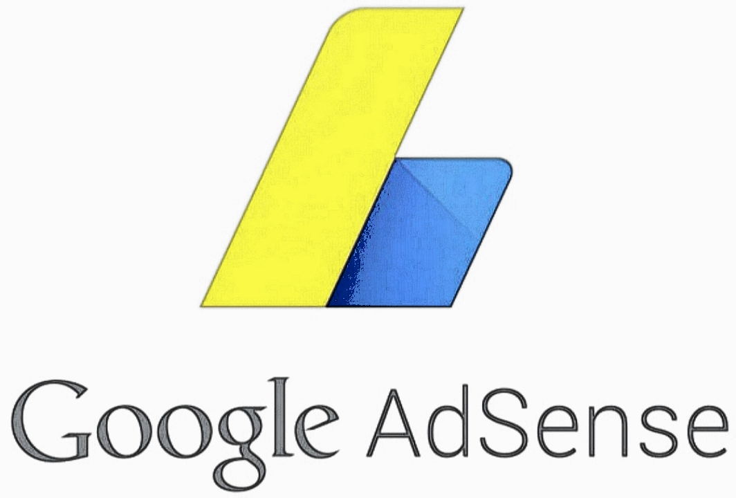 Google AdSense Cartoon Style Graphic