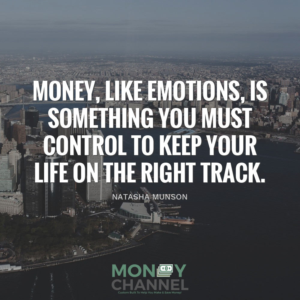 Money Control Quote Picture