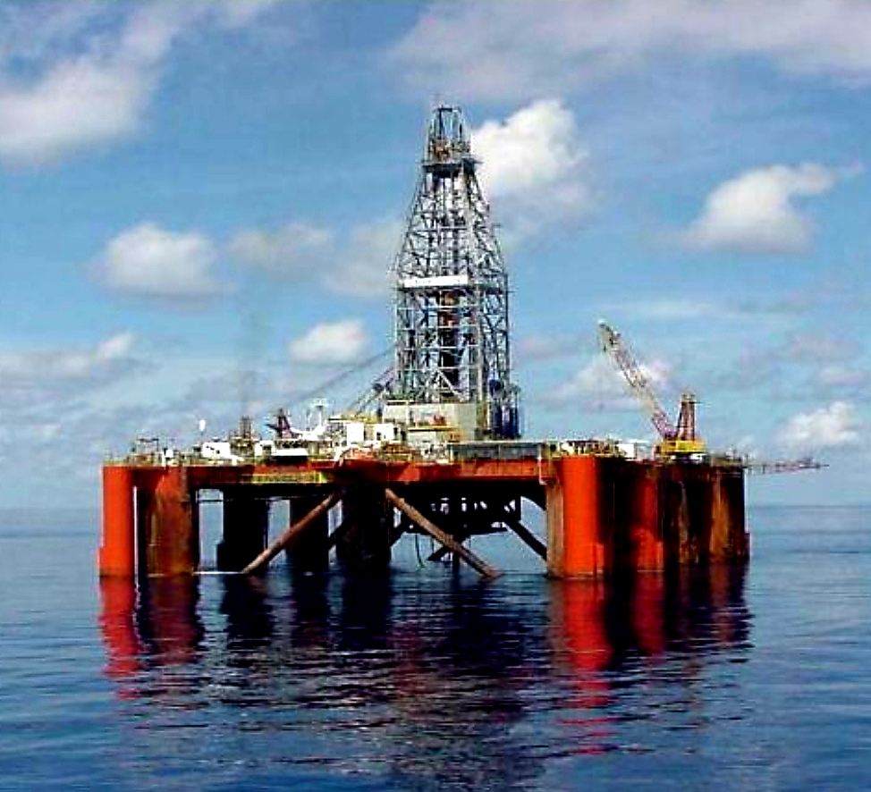Offshore Deep Water Drilling Rig