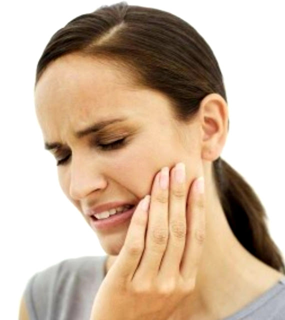 "Tooth Pain ""Ouch"" Photo"