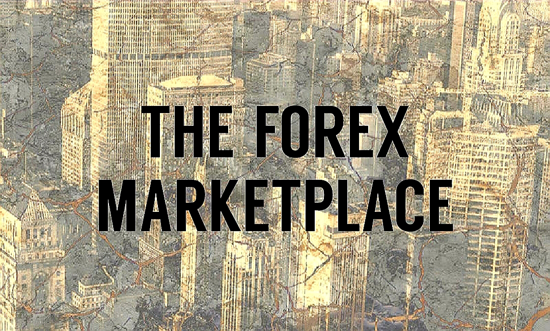 THE FOREX MARKETPLACE CITY BACKGROUND GRAPHIC