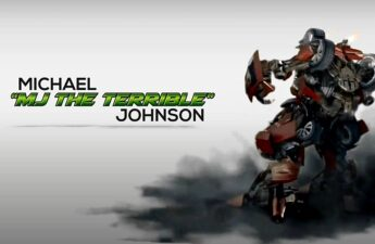 MJ The Terrible Transformer Logo Video