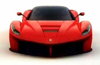 Masters of Money LLC 3D Ferrari Graphic