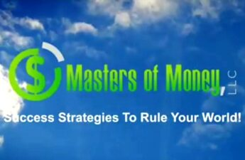 Masters of Money LLC Private Jet Promotional Video Graphic
