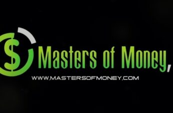 Masters of Money and Mastersofmoney.com Black and Green Logo
